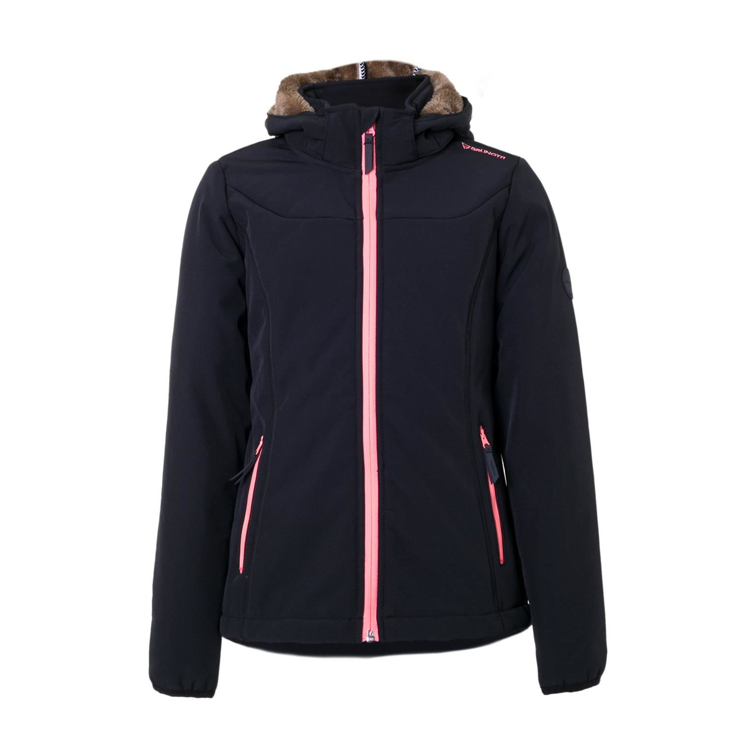 Brunotti Naosy JR Girls Softshell jacket