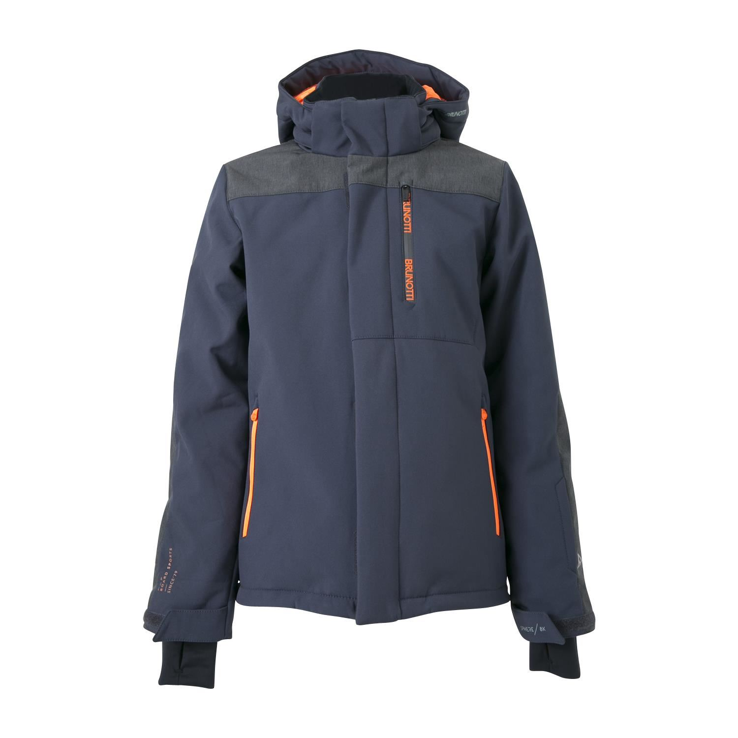 Brunotti Twintip JR W1819 Boys Softshell Jacket