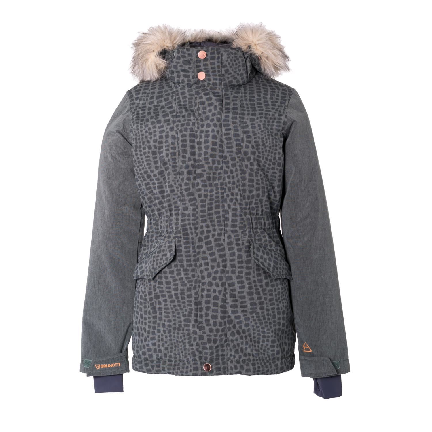 Brunotti Chandra JR Girls Snowjacket