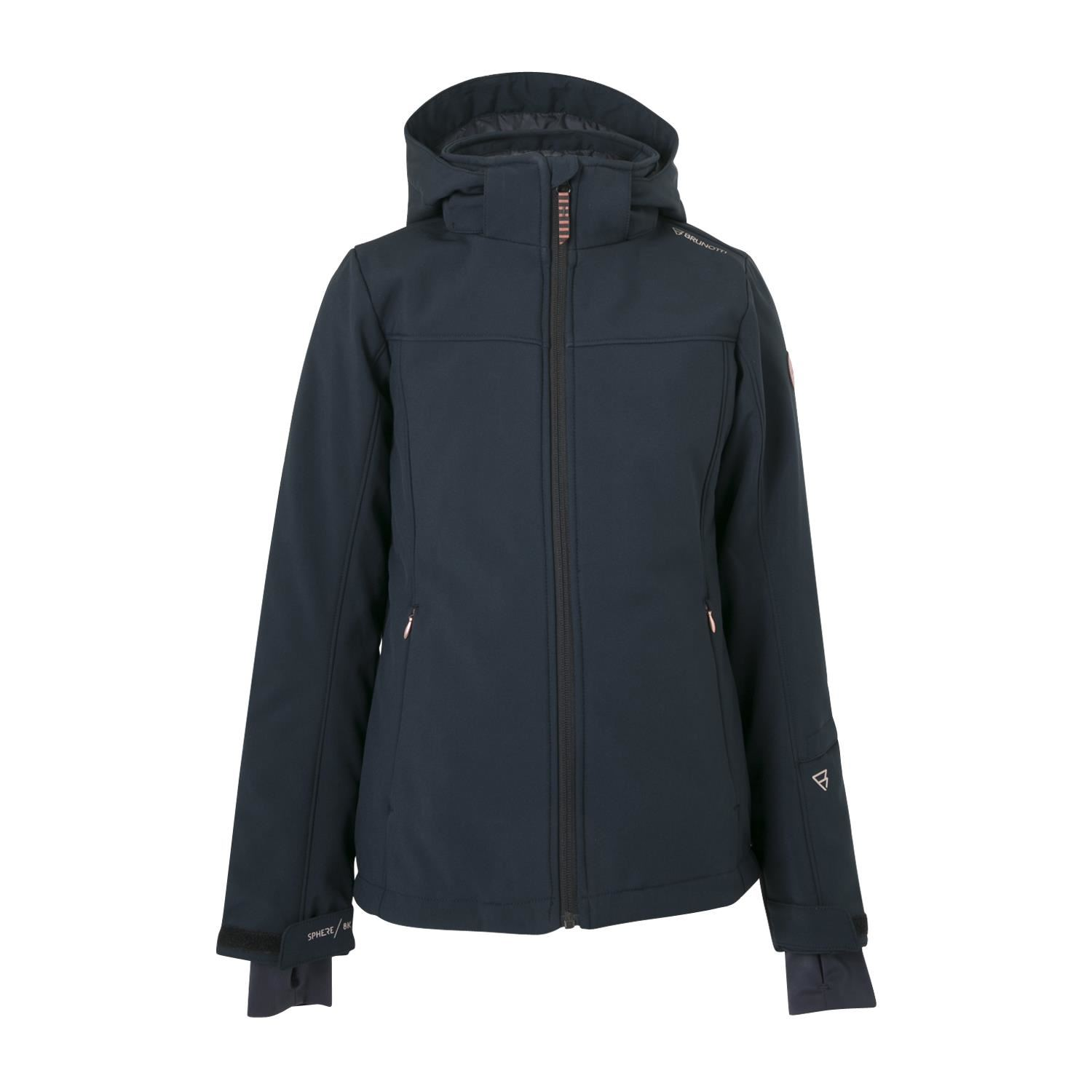Brunotti Ariesta JR W1819 Girls Softshell Jacket