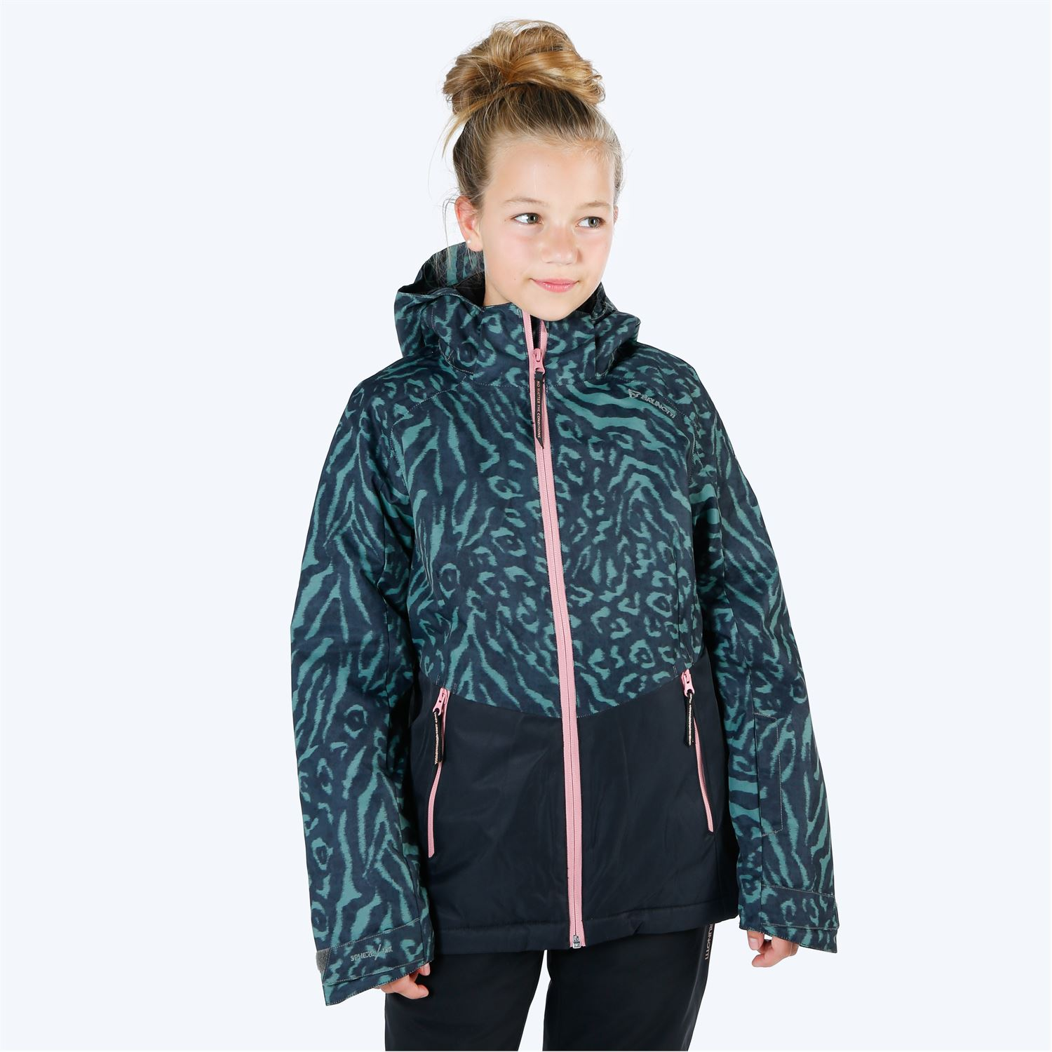 Brunotti Tiger-Heron JR Girls Snowjacket