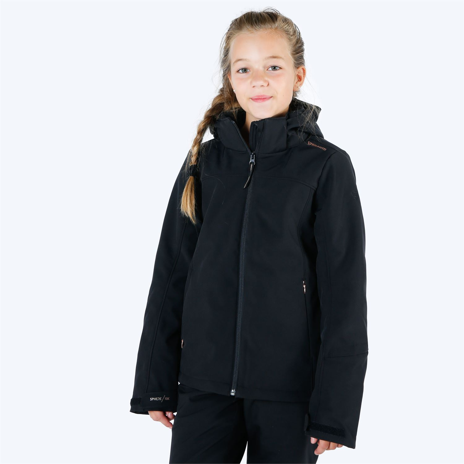 Brunotti Ariesta Girls Softshell-Jacket
