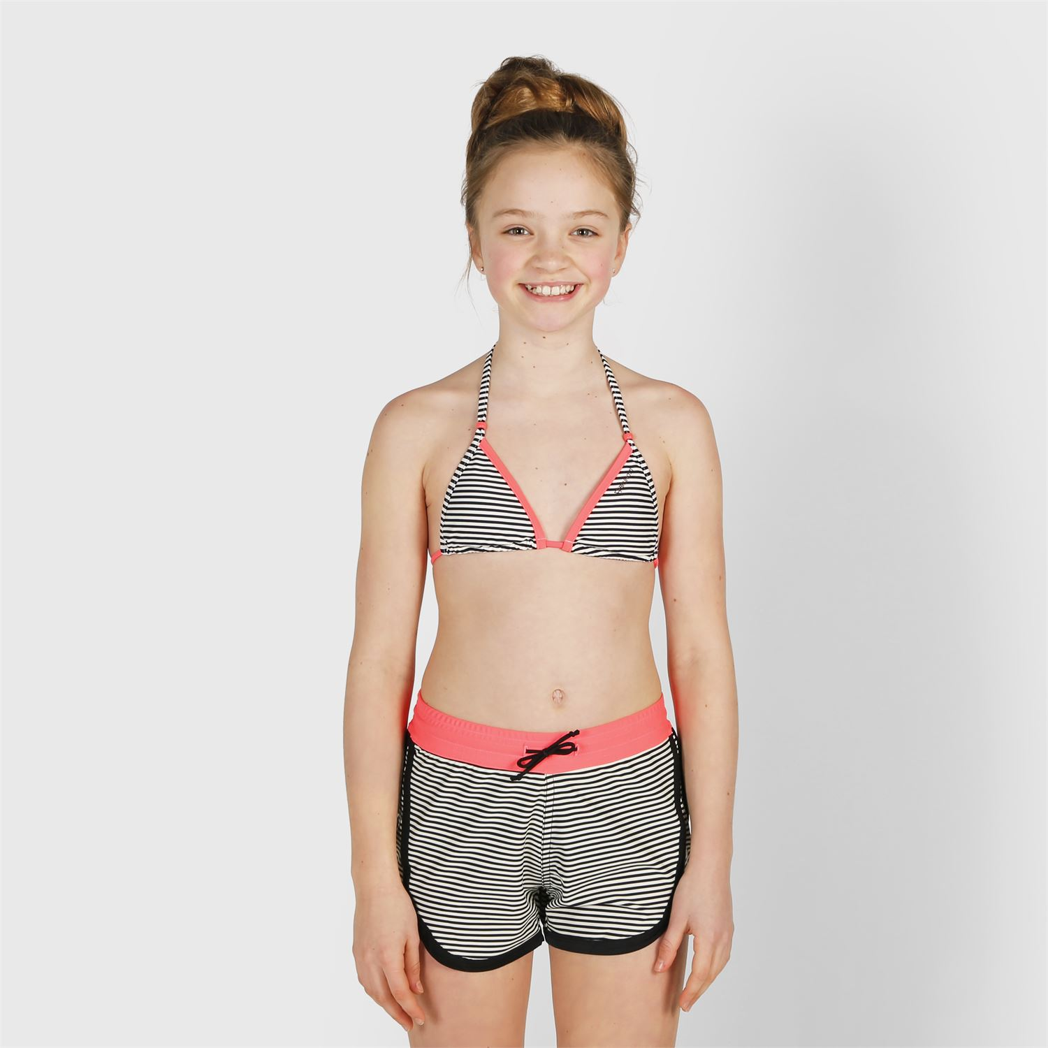 Brunotti Marie-Stripe Girls Swimshort
