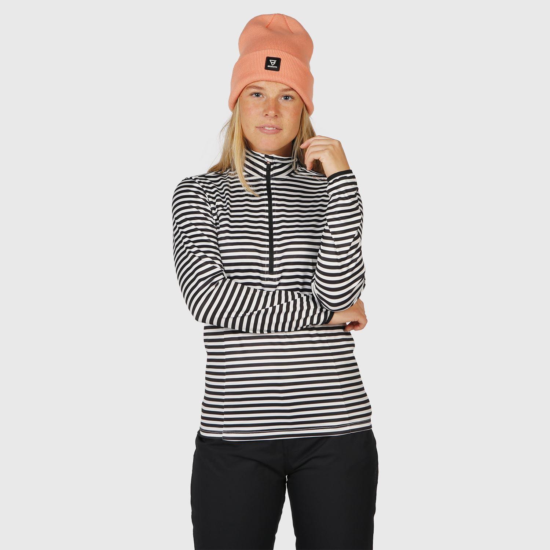 Brunotti Rodia-stripe Women Fleece