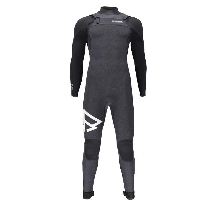 Brunotti Bravery Fullsuit (Black) - MEN WETSUITS - Brunotti online shop
