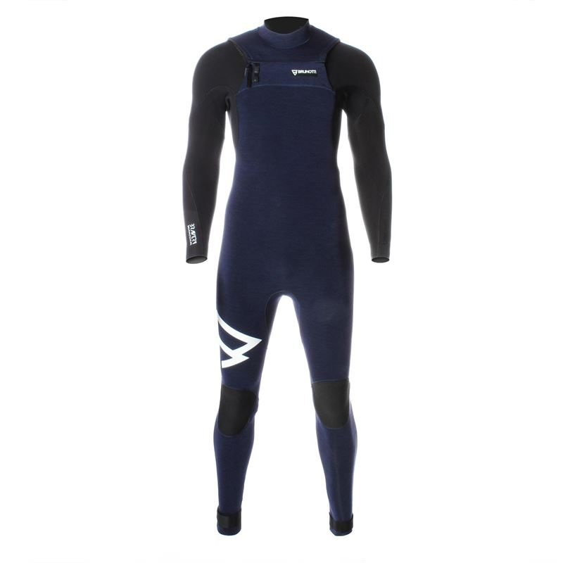 Brunotti Bravery Fullsuit (Blue) - MEN WETSUITS - Brunotti online shop