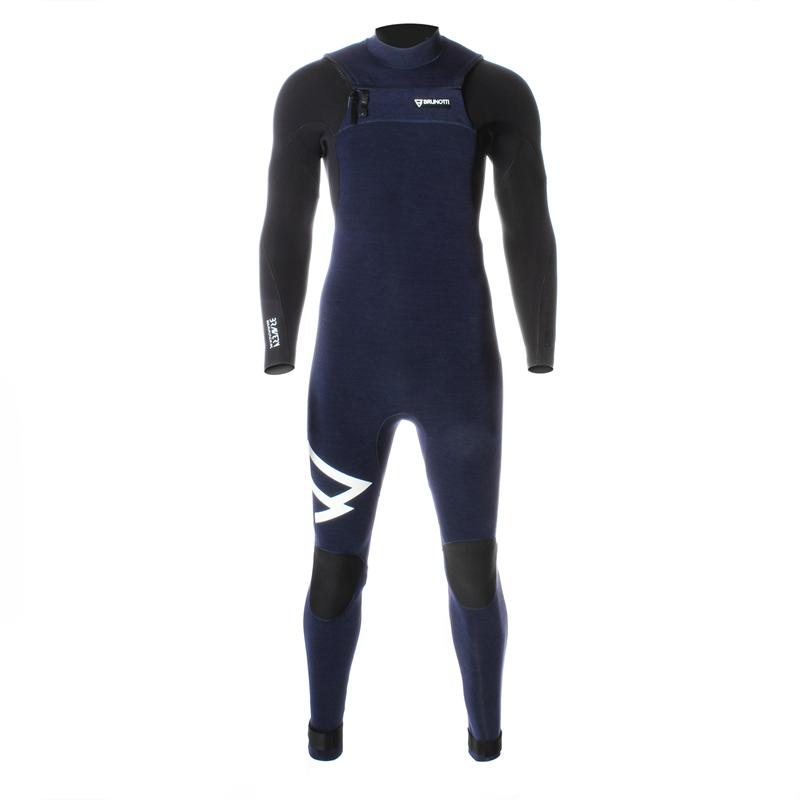 Brunotti Bravery Fullsuit (Blue) - MEN WETSUITS - Brunotti online shop