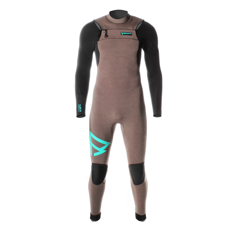 Brunotti Bravery Fullsuit (Brown) - MEN WETSUITS - Brunotti online shop