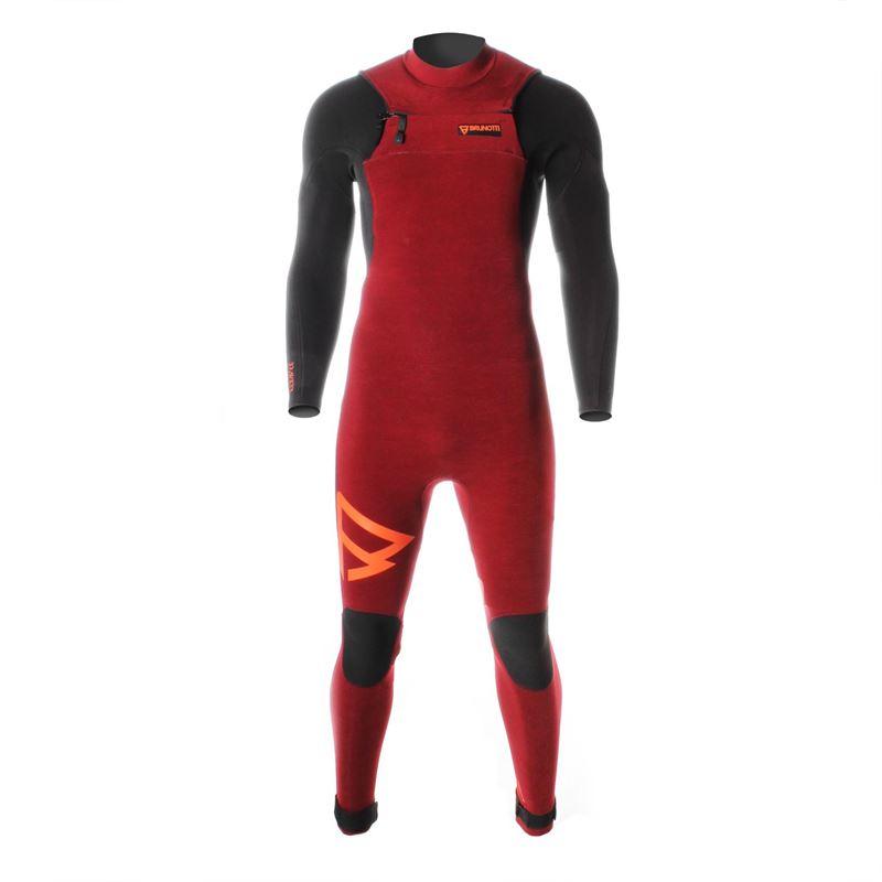 Brunotti Bravery Fullsuit (red) - men wetsuits - Brunotti online shop