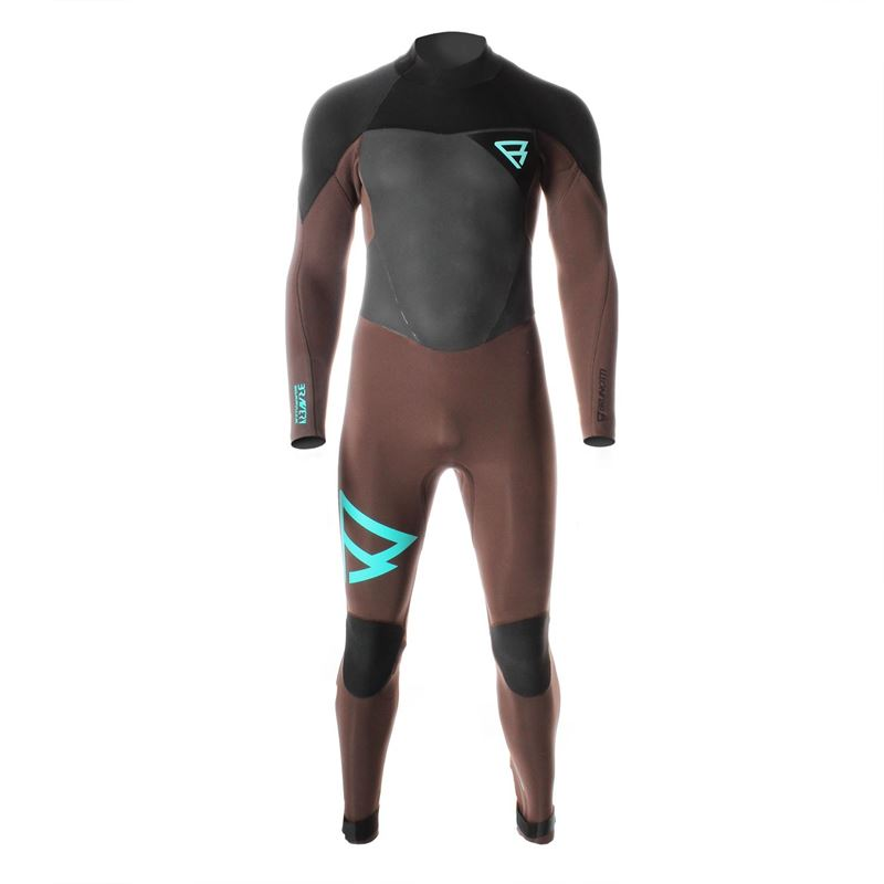 Brunotti Bravery Fullsuit (brown) - men wetsuits - Brunotti online shop