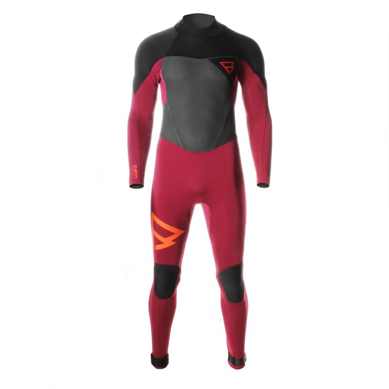 Brunotti Bravery Fullsuit (Red) - MEN WETSUITS - Brunotti online shop