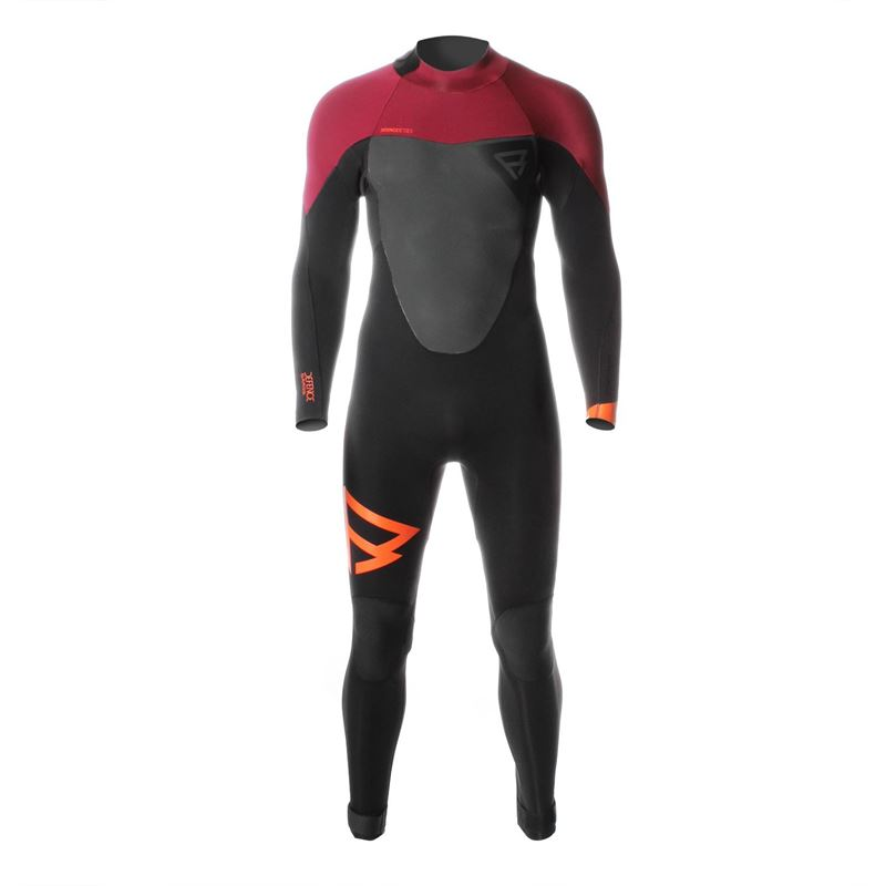 Brunotti Defence Fullsuit (red) - men wetsuits - Brunotti online shop