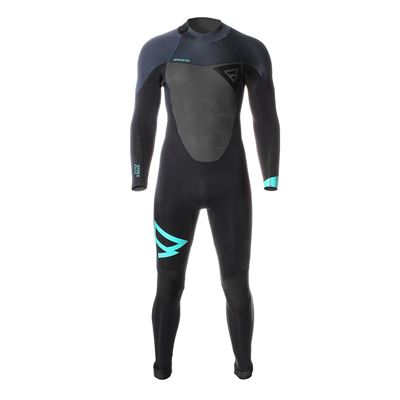 Brunotti Defence 5/3 BZ Junior Wetsuit. Beschikbaar in L / 158,M / 152,S / 140,XL / 164 (100004-BLACKMINT)