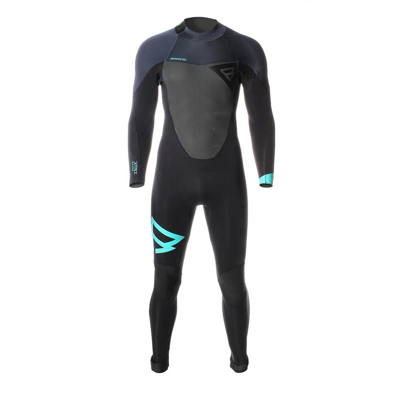 Brunotti Defence 5/3 BZ Junior Wetsuit (blauw) - jongens wetsuits - Brunotti online shop
