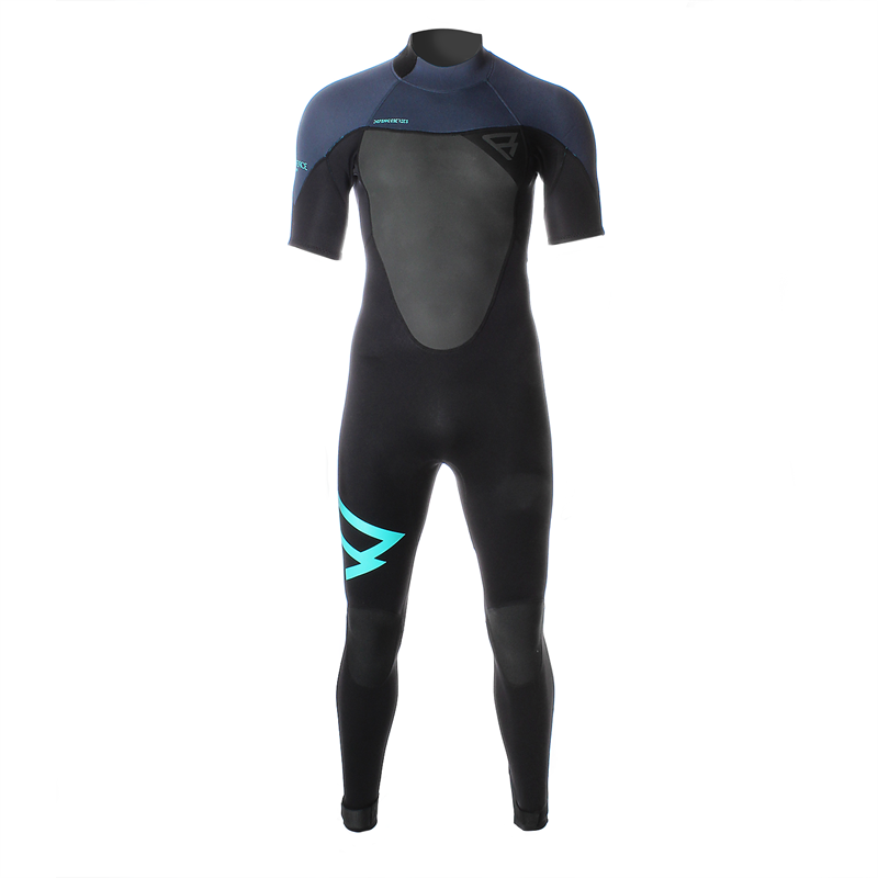 Brunotti Defence Shortarm (Blue) - MEN WETSUITS - Brunotti online shop