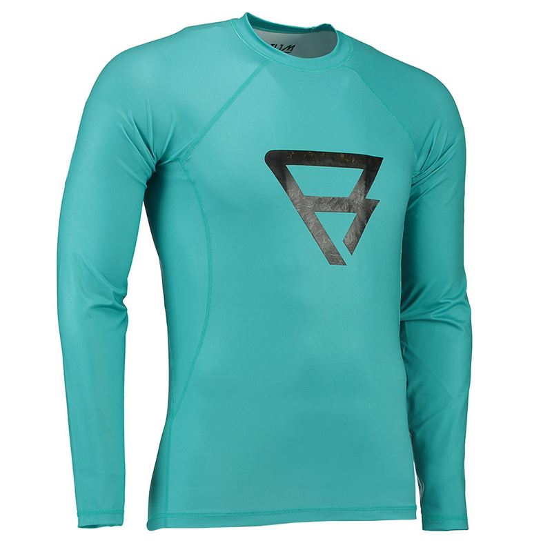 Brunotti Defence Rashguard  (Blue) - MEN TECHNICAL TOPS - Brunotti online shop