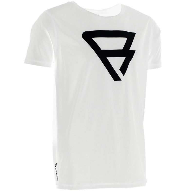 Brunotti Defence Tee (White) - MEN TECHNICAL TOPS - Brunotti online shop