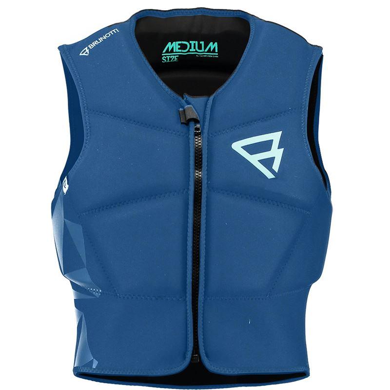 Brunotti Neo Impact Vest (blau) - herren kite impact vests - Brunotti online shop