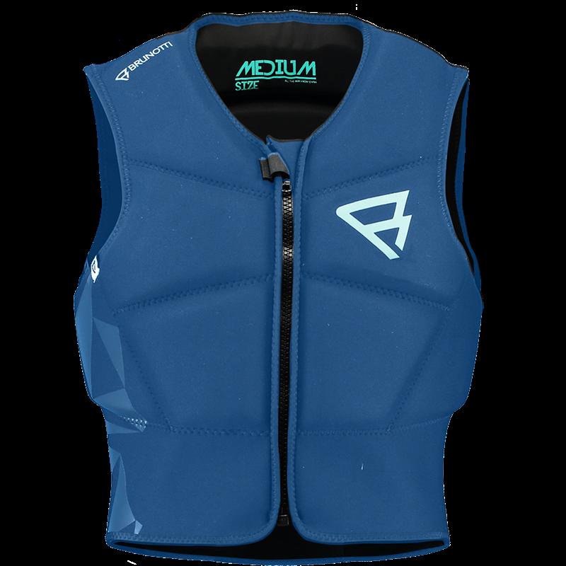 Brunotti Neo Impact Vest (Blue) - MEN KITE IMPACT VESTS - Brunotti online shop