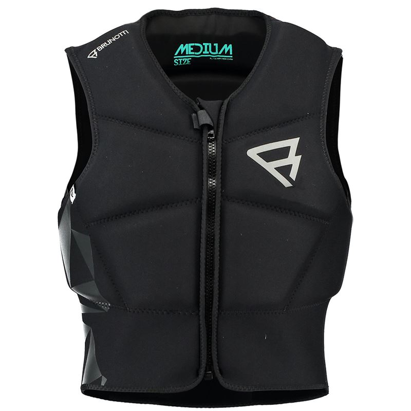 Brunotti Neo Impact Vest (black) - men kite impact vests - Brunotti online shop