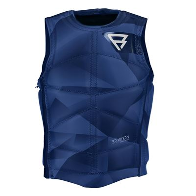 Brunotti Bravery Wake Vest. Available in XS,S,M,L,XL,XXL (100037-BLUE)