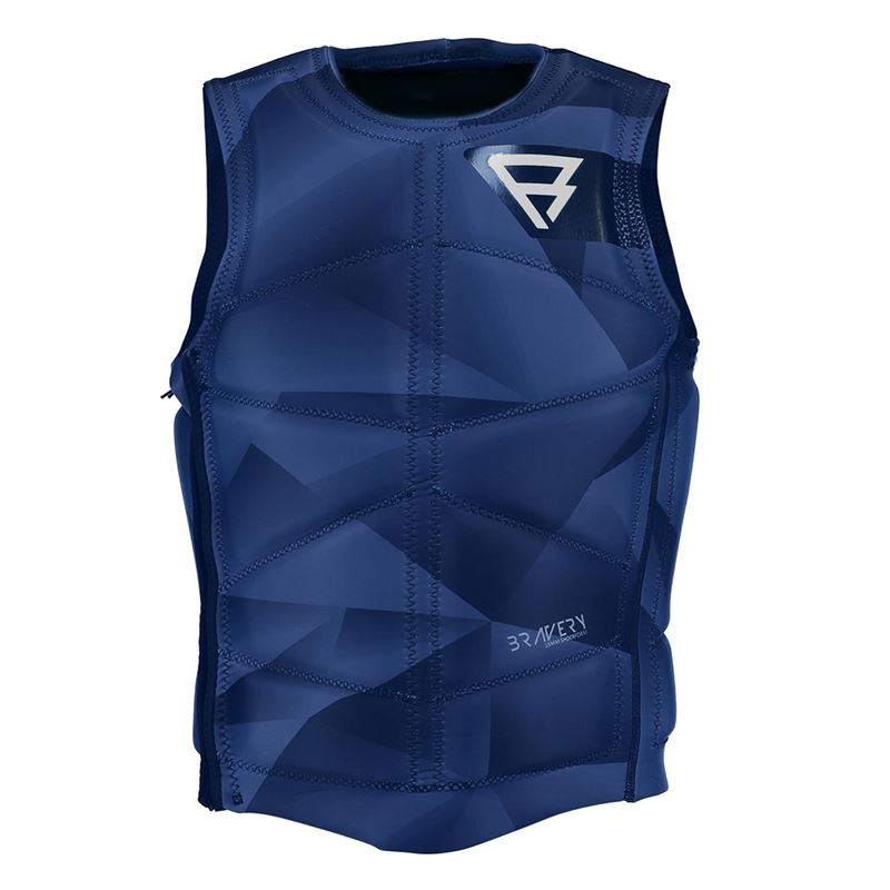 Brunotti Bravery Wake Vest (blauw) - heren wake vests - Brunotti online shop