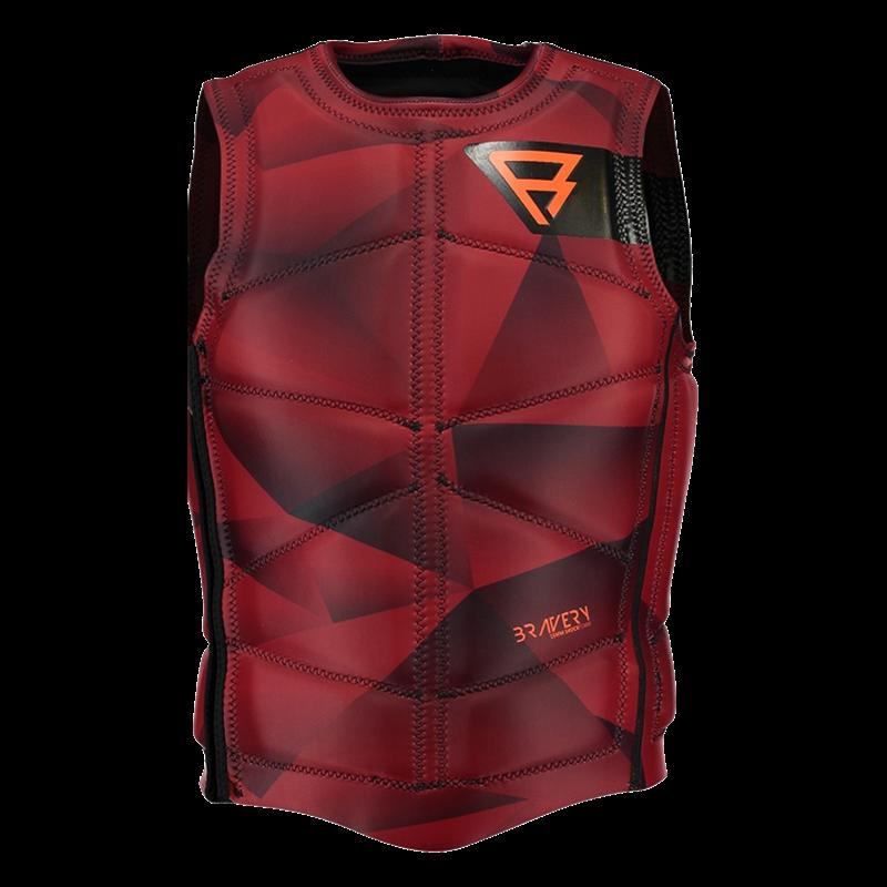 Brunotti Bravery Wake Vest (Red) - MEN WAKE VESTS - Brunotti online shop