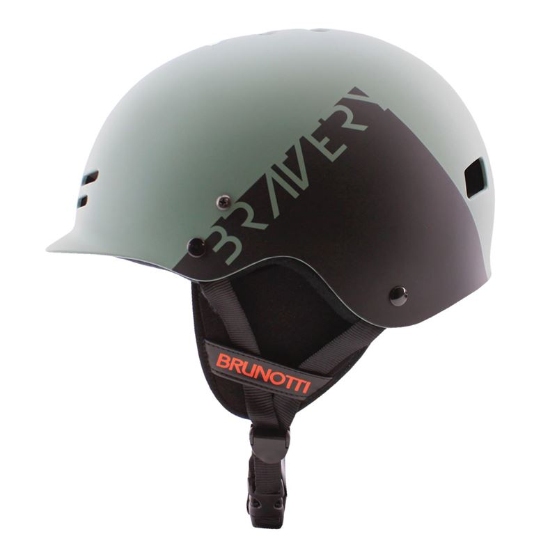 Brunotti Bravery Helmet (Green) - MEN HELMETS - Brunotti online shop