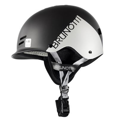 Brunotti Bravery Helmet. Available in S/M,L/XL (100045-BLACKGREY)