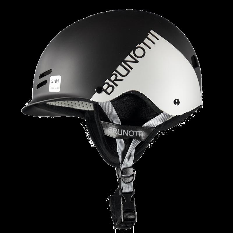 Brunotti Bravery Helmet (Grey) - MEN HELMETS - Brunotti online shop