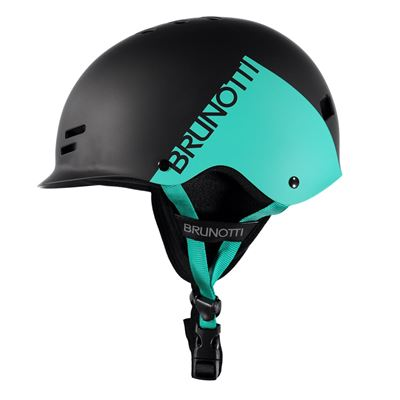 Brunotti Bravery Helmet. Available in S/M,L/XL (100045-BLACKMINT)