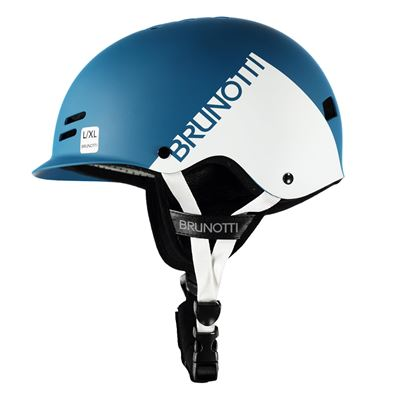 Brunotti Bravery Helmet. Available in S/M,L/XL (100045-NAVYWHITE)