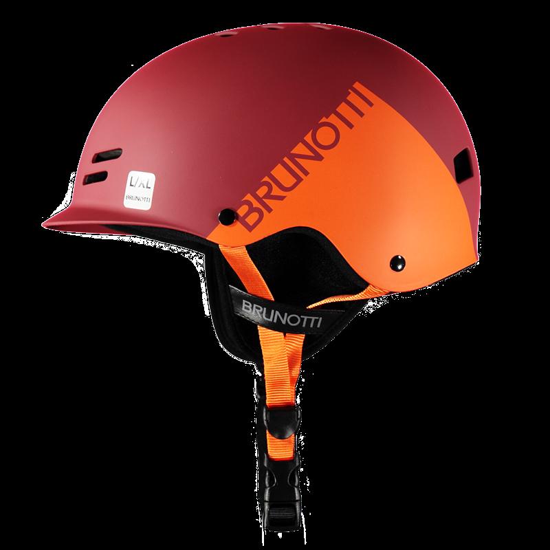 Brunotti Bravery Helmet (Red) - MEN HELMETS - Brunotti online shop