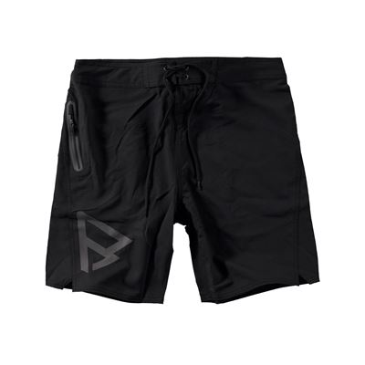 Brunotti Logo Boardshort Men Short. Verfügbar in 28,29,30,31,33 (100048-BLACK)