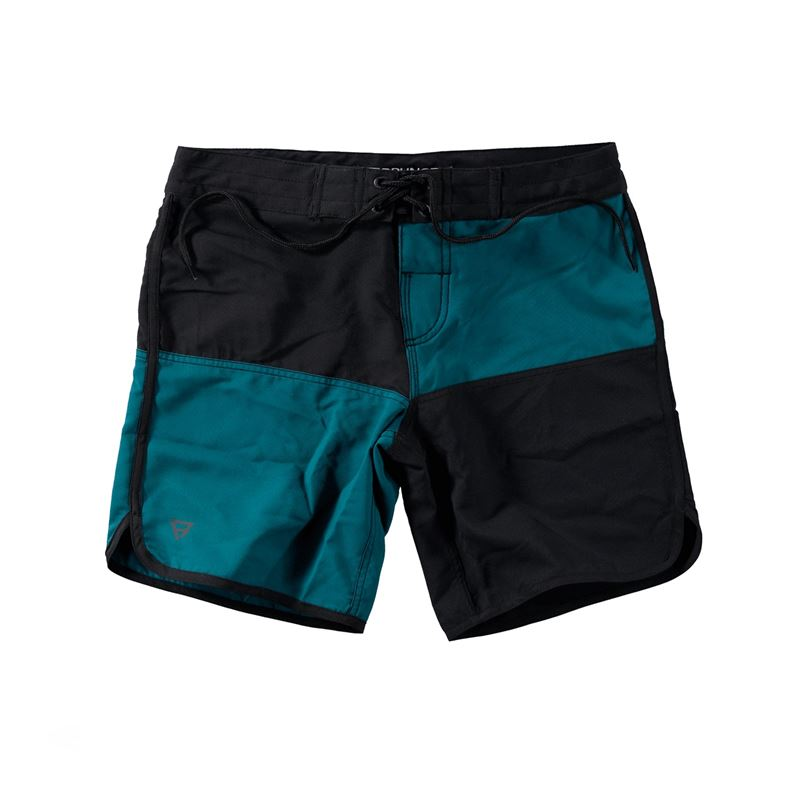 Brunotti 18Inch Boardshort Men Short (Green) - MEN SWIMSHORTS - Brunotti online shop