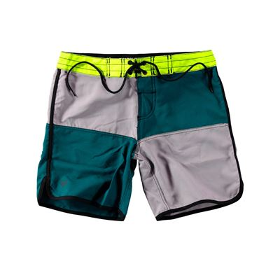 Brunotti 18Inch Boardshort Men Short. Beschikbaar in: 28,29,31,32,33,34 (100049-LIGHTGREY)