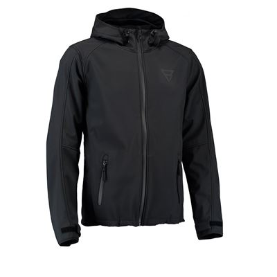 Brunotti RDP softshell Men Softshell. Beschikbaar in: XS,M,XL,XXL (100051-BLACK)