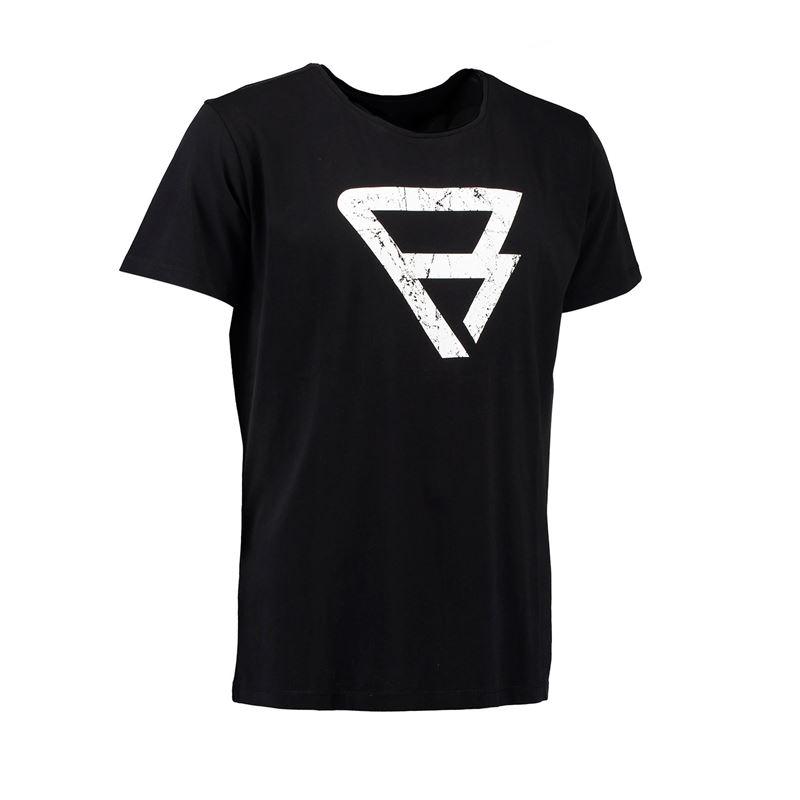 Brunotti Men Logo TShirt (Zwart) - HEREN T-SHIRTS & POLO'S - Brunotti online shop