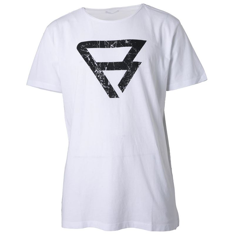 Brunotti Men Logo TShirt (White) - MEN T-SHIRTS & POLOS - Brunotti online shop