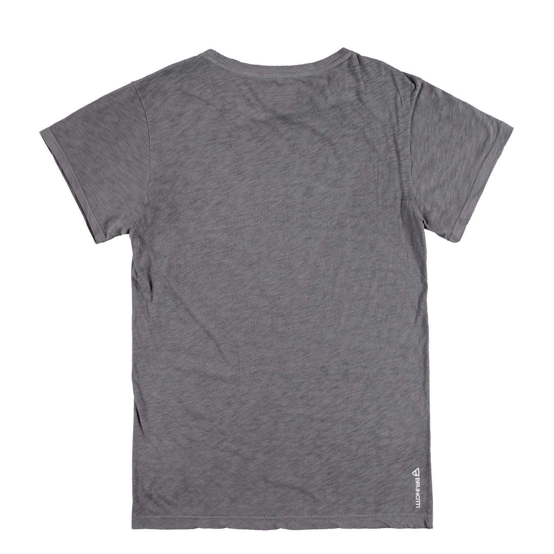 Brunotti Pocket Tee Men T-shirt (Grijs) - MENS T-SHIRTS - Brunotti ...