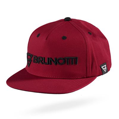 Brunotti Header RDP 6 panel Cap Uni. Available in One Size (100093-0211)