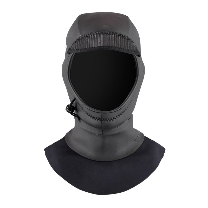 Brunotti Defence Collar Hood (Black) - MEN NEO ACCESSORIES - Brunotti online shop