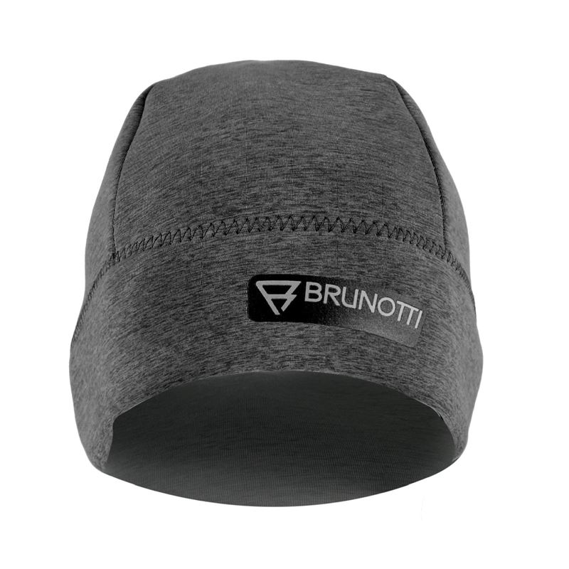 Brunotti Neo Beanie (grijs) - heren neo accessories - Brunotti online shop