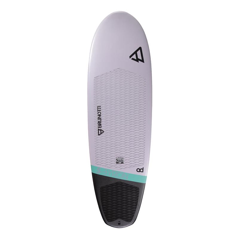 Brunotti S-Byron (Black) - BOARDS HYBRIDS - Brunotti online shop