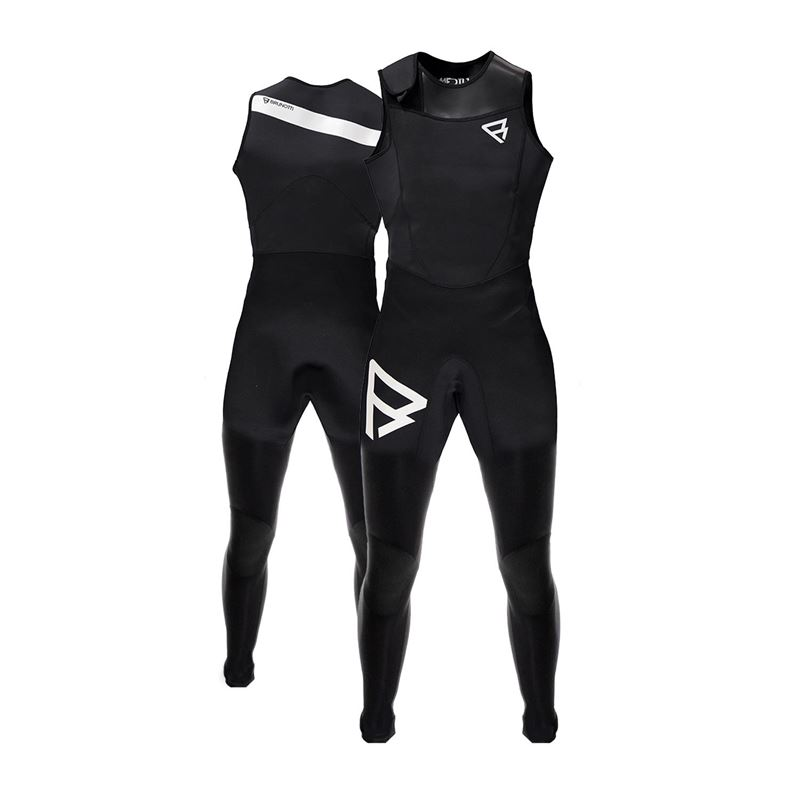 Brunotti Defence 2/2 Men Long John (schwarz) - herren wetsuits - Brunotti online shop