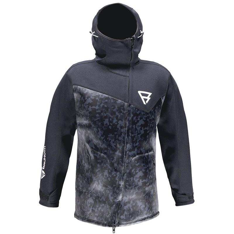 Brunotti Rider Jacket (schwarz) - herren technical tops - Brunotti online shop