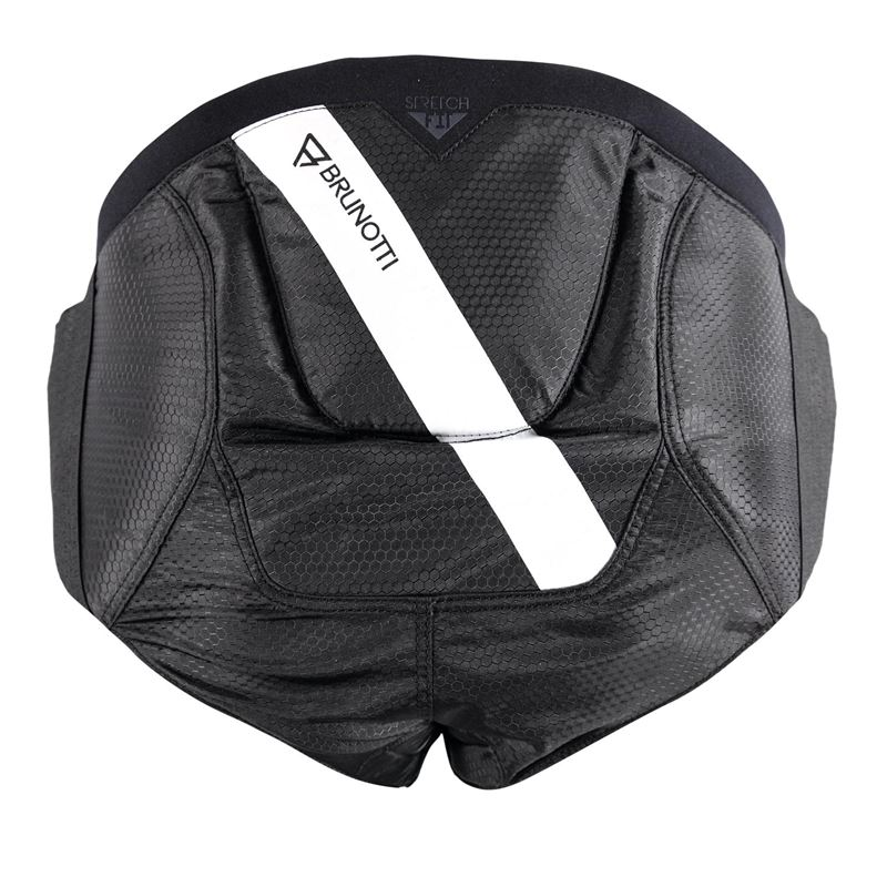 Brunotti Defence Seat Windsurf Harness (zwart) - heren harnesses - Brunotti online shop