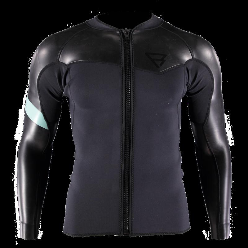 Brunotti Bravery Neo Jacket (Black) - MEN TECHNICAL TOPS - Brunotti online shop