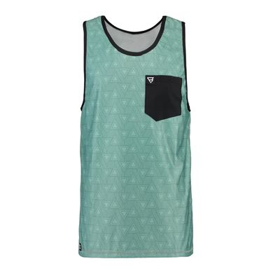 Brunotti Sunrise Quick Dry Tanktop Men Technical Shirt. Verfügbar in XS,S,XL,XXL (100175-0753)