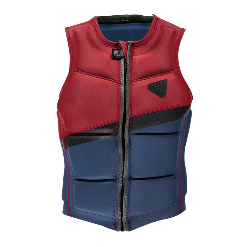 Brunotti Indian Wake Vest (blauw) - heren wake vests - Brunotti online shop